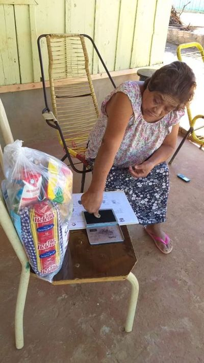 Comuna franqueña pide apoyo a Emergencia Nacional