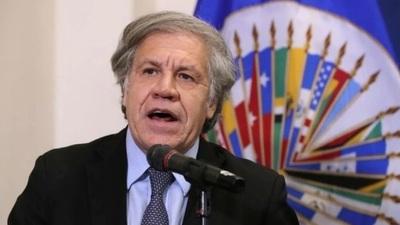 Almagro es reelecto como secretario general de la OEA