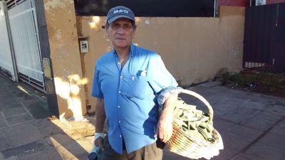 La parte dura de la cuarentena contada por un vendedor de chipas