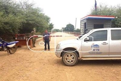 Gobiernos locales de Boquerón reducen actividades