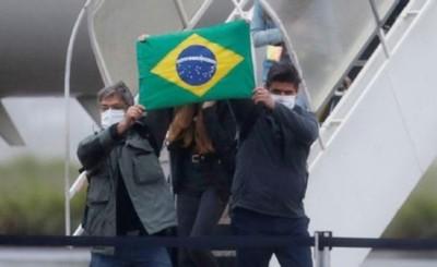 Brasil suma 11 muertos y más de casos confirmados