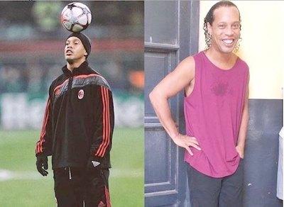 Ronaldinho tendrá un festejo karape