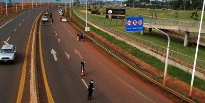 Ciudades del interior adoptan medidas de aislamiento social