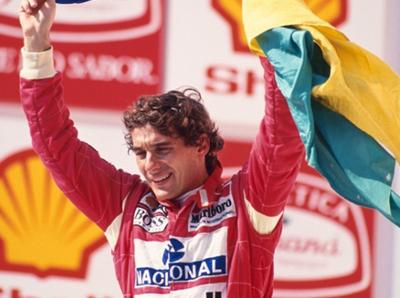 Se recuerda el 60 cumpleaños de Ayrton Senna