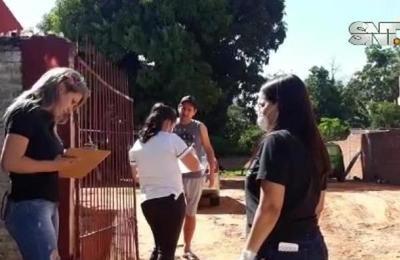 Cuarentena: Intervención en Caazapá