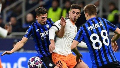 Sospechan en Italia que el partido Atalanta-Valencia por la Champions pudo ser el «partido cero»