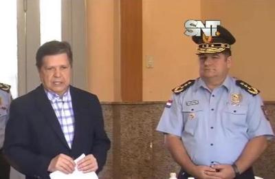 Ministro del Interior advierte a Intendentes: Las rutas no pueden cerrarse