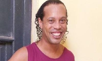 Ronaldinho cumple 40 tras las rejas