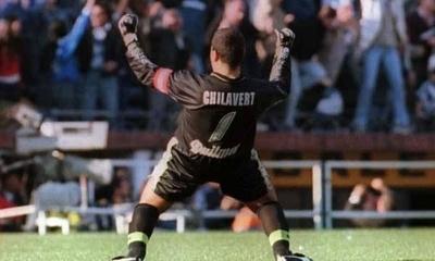 HOY / El más épico de los goles de Chilavert cumple hoy 24 años