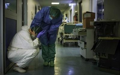 El infierno del coronavirus en Italia: 651 muertos en las últimas 24 horas