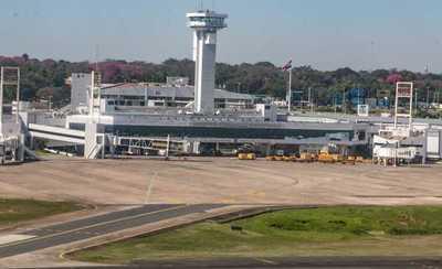 La Dinac solo contará con un vuelo diario desde Chile y otro desde Brasil
