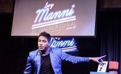 HOY /  Unipersonal de Manni Delvalle a través de redes sociales