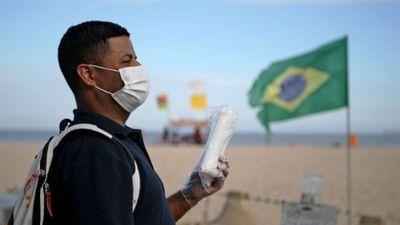 En Brasil, 25 personas murieron por el nuevo coronavirus