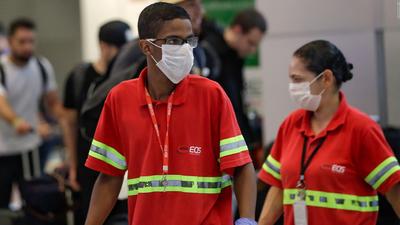 Brasil tiene 25 muertos, 1.546 casos y el coronavirus ya llegó a las favelas