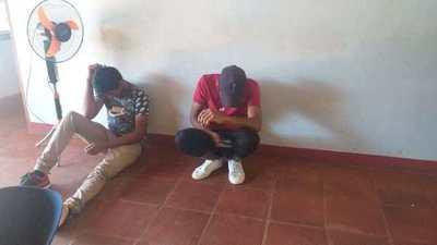 3 menores demorados el saldo en José Domingo Ocampos