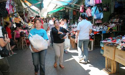 Cierran de forma indefinida calles aledañas al Mercado 4