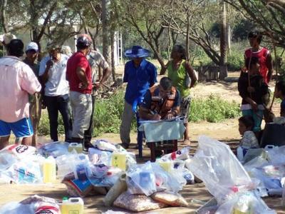 Coronavirus: Entregarán kits de alimentos a comunidades indígenas