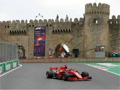 Aplazan el GP de Bakú y arranque de la Fórmula Uno por coronavirus