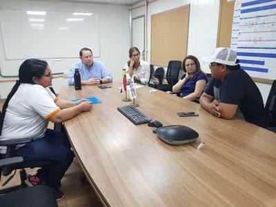 En Carmelo Peralta piden parar con trabajos en la ruta bioceánica