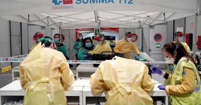 España ya superó la barrera de las 2 mil muertes por Covid-19