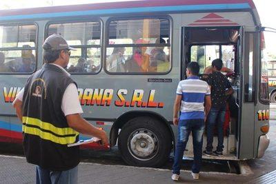 Nuevas medidas en relación al sistema de transporte público de pasajeros en el área metropolitana