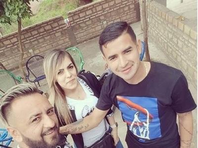 El jugador Derlis González y el Churero repartirán víveres