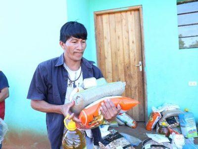 INDI distribuirá kits para 14.000 familias nativas de la región Oriental