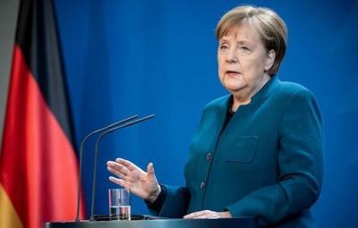 Angela Merkel en cuarentena tras contacto con médico positivo al Covid-19