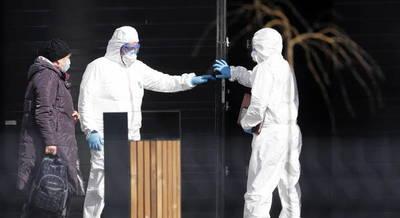 Los rusos millonarios compran respiradores para protegerse del coronavirus en sus casas