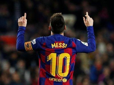 Messi repite como jugador con más ingresos