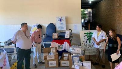 Rotary Club entrega importante ayuda a sector salud