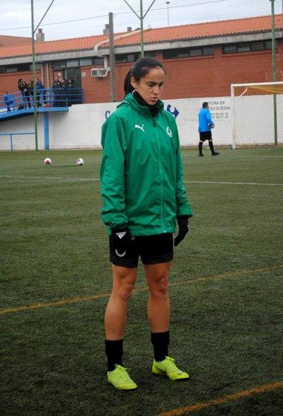 'En España hace días que estamos encerradas', cuenta Lice Chamorro