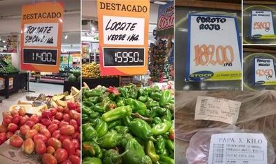 """Ministro del MAG promete """"caerle encima"""" a supermercadistas por abuso de precios"""