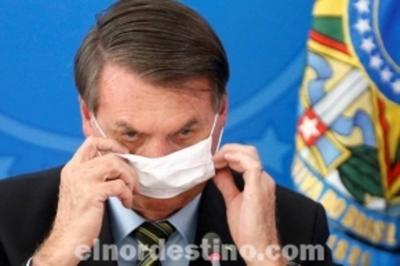 Consideran que el presidente de Brasil Jair Bolsonaro es el dirigente más ineficiente del mundo para lidiar con el coronavirus