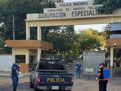 Covid-19: Prohíben visitas a reclusos en la Agrupación Especializada