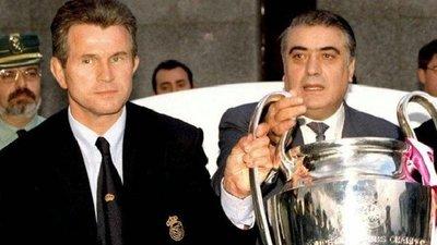 Fallece expresidente del Real Madrid por Covid-19