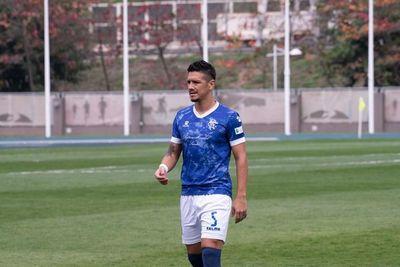 El paraguayo que juega en Hong Kong