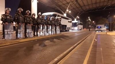 Casi 80 paraguayos llegaron del Brasil y cumplen cuarentena en un hotel