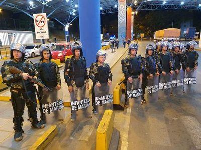 Paraguayos provenientes de Brasil fueron puestos en cuarentena
