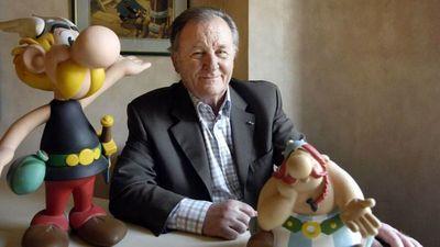Murió uno de los creadores de Asterix