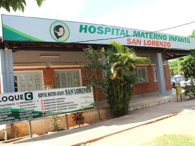 Aclaran que Hospital Materno Infantil de San Lorenzo sí recibe a pacientes con cuadros respiratorios