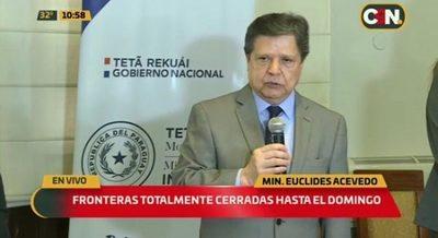 """Acevedo felicita al Grupo Lince por """"castigos"""""""