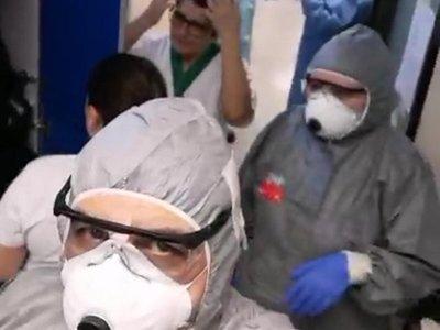 """Enfermero paraguayo en Italia ruega """"quédense en sus casas"""""""