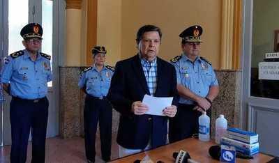 Gobierno dispuso el cierre total de las fronteras hasta el domingo