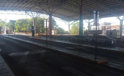 Fronteras cerradas hasta el domingo por disposición del Gobierno