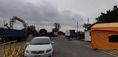 Establecen el cierre total de fronteras en Paraguay