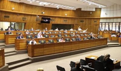 Senadores analizan medidas de la Ley de emergencia