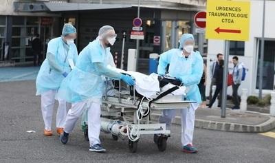 Italia confirmó 743 muertos en las últimas 24 horas