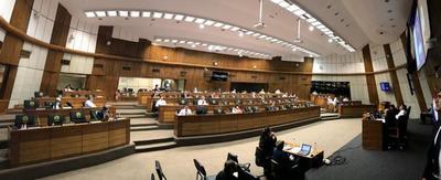 Senadores dieron media sanción al proyecto para enfrentar crisis generada por el Covid-19