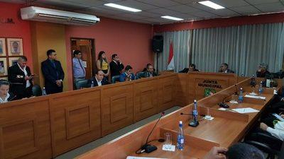 Hoy sesiona la Junta Municipal
